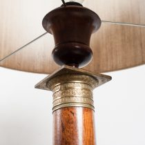 Lámpara imperio detalle
