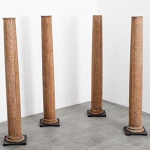 columnas madera