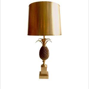 Lámpara piña