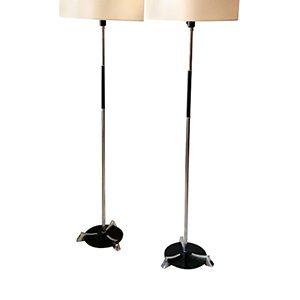 Lámparas años 70