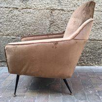 Detalle sillones años 50