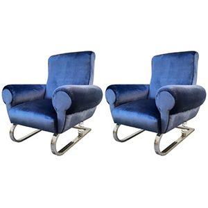 Pareja sillones años 50