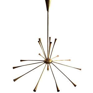 Lámpara sputnik 3