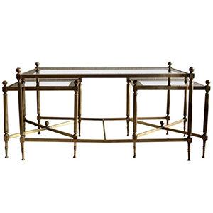 Mesa tres piezas