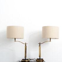 Lámparas años 40