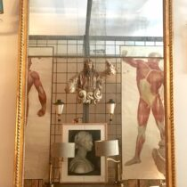 Detalle espejo