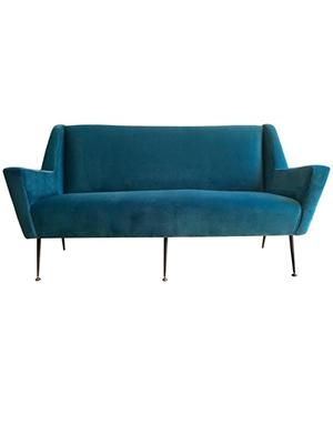 sillón años 50